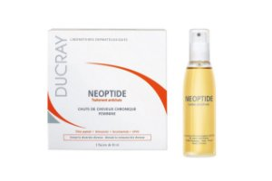 Ducray Neoptide Loção Capilar Antiqueda Feminina 3 30ml