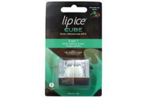 Lip Ice Cube Protetor Labial Chocolate Com Menta FPS15