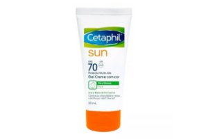 Cetaphil Sun FPS70 com Cor 50ml