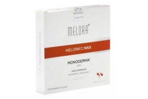 Melora C Max Monoderma C10 28Cps 14g
