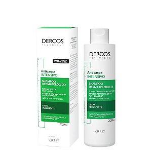 Vichy Dercos Shampoo Anticaspa Intensivo 200ml