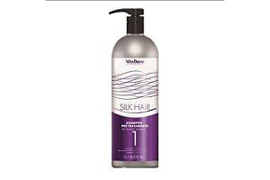 Vita Derm Silk Hair Shampoo Pre Tratamento 1000ml