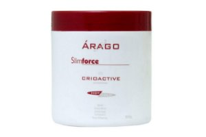 Arago Gel Crioactive Slim Force 500g