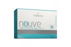 Mantecorp Nouve Biotin 30Cps