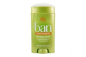 Ban Desodorante Sólido Sweet Simplicity 73g
