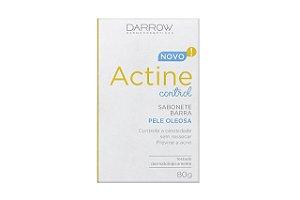Darrow Actine Control Sabonete Pele Oleosa 80g