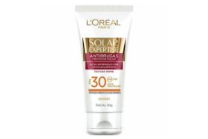 Loreal Paris Solar Expertise Facial Antirrugas FPS30 50g