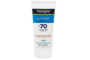 Neutrogena Sun Fresh FPS70 200ml