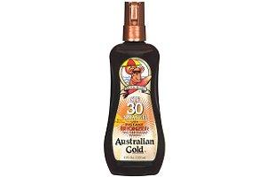 Australian Gold Spf 30 Instant Bronzer Spray Gel 237ml