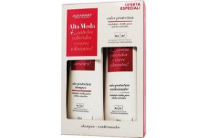Alta Moda Kit Color Protection Shampoo + Condicionador 300ml