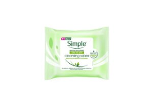 Simple Lenço Facial Clean 25 Unidades