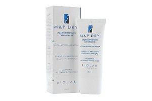 Biolab M&P Dry Loção Antiperspirante Para Mãos e Pes 60ml