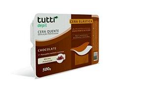 Tutti Depil Cera Depilatória A Quente Chocolate 250g