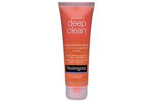 Neutrogena Deep Clean Gel de Limpeza Grapefruit 150g