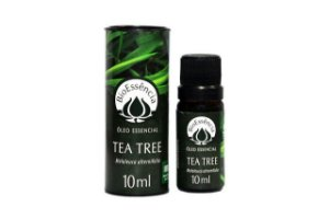 Bioessência  Óleo Essencial Tea Tree e Melaleuca 10ml