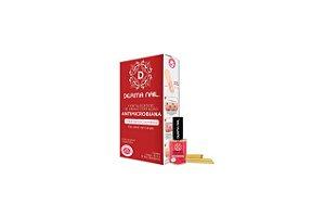 Derma Nail Antimicrobiano 10ml + 30 Lixas Descartáveis
