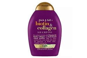 Ogx Shampoo Biotin & Collagen 250ml