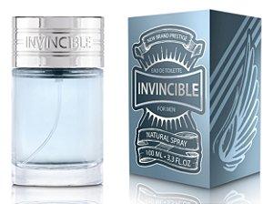 New Brand Prestige Invincible For Men Edt Spray 100ml