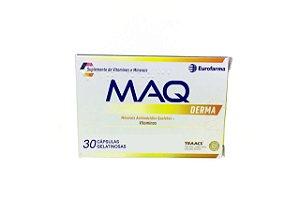 Eurofarma Maq Derma 30 cps