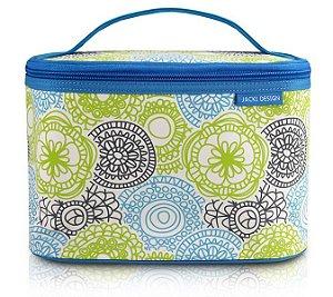 Jacki Design Necessaire Frasqueira (G) Cor Azul