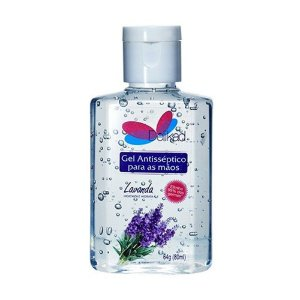 Delikad Gel Antisseptico Lavanda 80ml