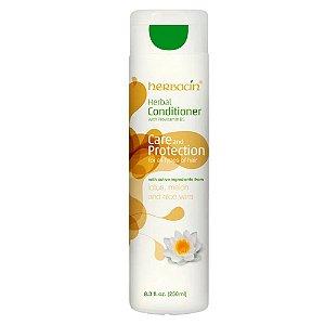 Herbacin Herbal Condicionador para Todos os Tipos de Cabelos Disp 250ml