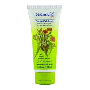 Herbacin Med Esfoliante Suave 100ml