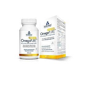 OmegaPure DHA 450mg com 60 Cápsulas
