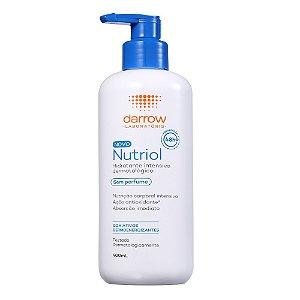 Darrow Loção Hidratante Nutriol Sem Perfume 400ml