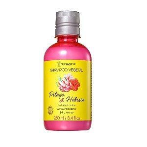 Orgânica Shampoo Vegetal Pitaya 250ml