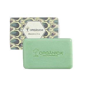 Orgânica Sabonete Puro Vegetal Abacate e Oliva 90g