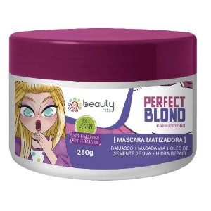 Beauty Hits Máscara Perfect Blond 250g