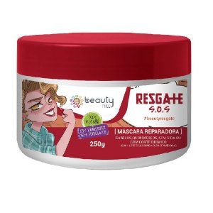 Beauty Hits Máscara Resgate 250g