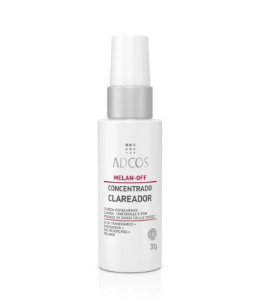 Adcos Melan-Off Concentrado Clareador 30ml