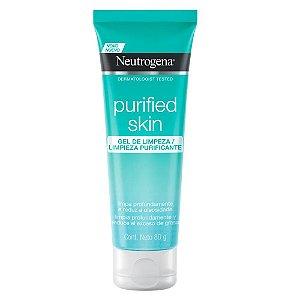 Neutrogena Gel De Limpeza Purified Skin 80g