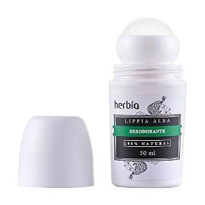 Herbia Desodorante Natural Roll On Lippia Alba 50ml