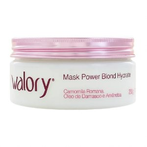Walory Máscara Professional Power Blond Hydrate 200g