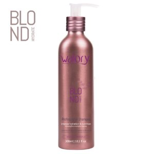 Walory Shampoo Professional Power Blond Hydrate 300ml