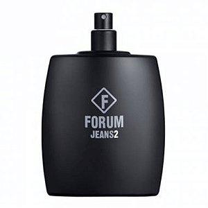 Forum Jeans2 Perfume Unissex Eau de Cologne 100ml