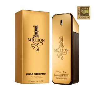 Paco Rabanne 1 Million Perfume Masculino Eau de Toilette 100ml