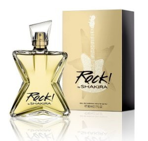 Shakira Rock By Perfume Feminino Eau de Toilette 80ml