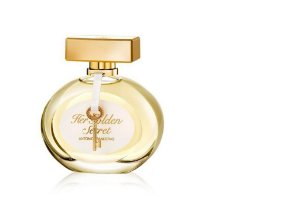Antonio Banderas Her Golden Secret Edt 30ml