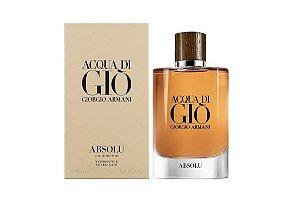 Giorgio Armani Acqua Di Gio Absolu Perfume Masculino Eau de Parfum 75ml