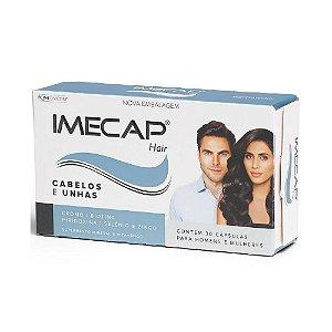 Imecap Hair Max para Cabelos e Unhas 30Capsulas