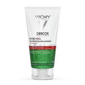 Vichy Dercos Shampoo Esfoliante Micropeel 150ml