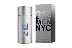 Carolina Herrera 212 Sexy Perfume Masculino Eau de Toilette 200ml