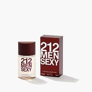 Carolina Herrera 212 Sexy Men Perfume Masculino Eau de Toilette 30ml