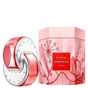 Bvlgari Omnia Coral Omnialand Perfume Feminino Eau de Toilette 65ml