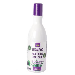 Live Aloe Shampoo Aloe Frutas 300ml