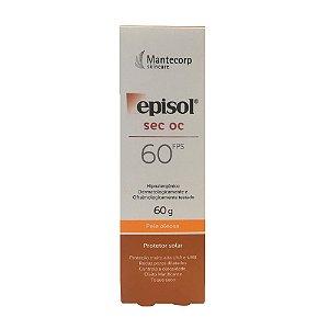 Mantecorp Episol Sec Oc Protetor Solar FPS60 60g